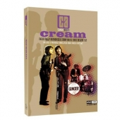 Cream Authorized Story, Cream Classic Artists Documentary, Clapton Baker Bruce
