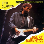 CD art for BBC MiniSeries Edge of Darkness by Clapton, Kamen