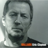 CD art for Eric Clapton Ballads - released in Japan only 2003