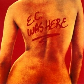 album art for Eric Clapton CD E.C. Was Here, EC Was Here