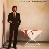 album art for Eric Clapton CD Money and Cigarettes