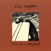 album art for Eric Clapton CD There's One In Every Crowd