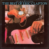album art for Eric Clapton CD Timepieces The Best of Eric Clapton