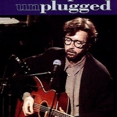 Artwork for Eric Clapton Unplugged DVD