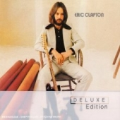 CD art for Eric Clapton - Eric Clapton Deluxe Edition (first solo Clapton album)