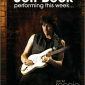 DVD Art for Jeff Beck- Performing This Week: Live at Ronnie Scott's