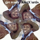album cd art King Curtis Get Ready with guest Eric Clapton