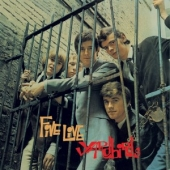 album art for The Yardbirds Five Live Yardbirds, featuring Eric Clapton guitar