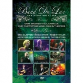 Band du Lac DVD art track list with clapton, starr, gary brooker, drifters