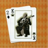 CD art for B.B. King Deuces Wild featuring Eric Clapton and others