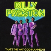 album art track list billy preston that's the way god planned it with clapton