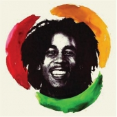 CD art for Africa Unite: Bob Marley & The Wailers, features Eric Clapton