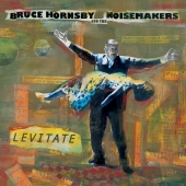 bruce hornsby levitate cd art, space is the place by hornsby with eric clapton