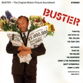 Buster soundtrack starring phil collins eric clapton on soundtrack