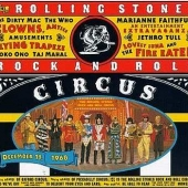 cd album art Rolling Stones - Rock and Roll Circus