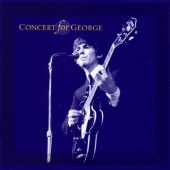 art track list cd concert for george harrison, eric clapton paul mccartney ringo