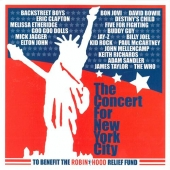 track and artist list The Concert For New York City CD
