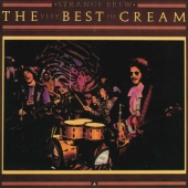 track list art Strange Brew Very Best Of Cream Clapton Baker Bruce
