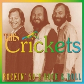 cd art track list crickets rockin 50s rock and roll with clapton