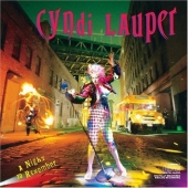 art track list cyndi lauper a night to remember with guest eric clapton