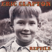 CD art for Eric Clapton Reptile