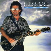 CD art for George Harrison Cloud Nine (with Eric Clapton, Elton John, Ringo)