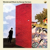 track list art George Harrison Wonderwall Music with guest Eric Clapton