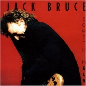 cd art track list Jack Bruce Somethin Els with guest Eric Clapton