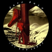 cd art track list Kate Bush the red shoes guest eric clapton jeff beck