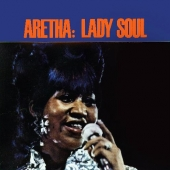 album art for Aretha Franklin Lady Soul CD with guest Eric Clapton