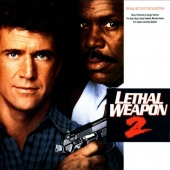 album art for cd Lethal Weapon 2 - Clapton, Kamen, Sanborn, George Harrison