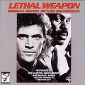 Lethal Weapon Limited Edition Soundtrack - 2002 by Clapton, Kamen, Sanborn