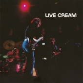 album cd art for Cream Live Cream (Clapton, Baker, Bruce)
