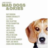 CD art for Jamie Oldaker - Mad Dogs & Okies (with Clapton, Gill, Frampton)