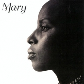 "CD art Mary Mary J Blige featuring Eric Clapton on ""Give Me You"""
