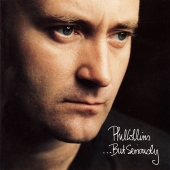 track list art Phil Collins But Seriously with Clapton, Crosby, Winwood