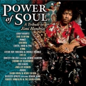 cd art track list Power of Soul A Tribute To Jimi Hendrix with Eric Clapton