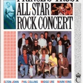 art track list prince's trust all star rock concert vhs clapton mccartney john