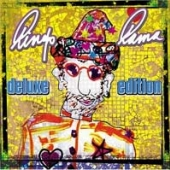 CD art Ringo Rama Deluxe Edition 2nd release (yellow cover)