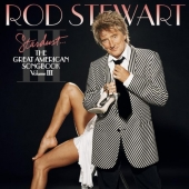 CD art Rod Stewart Stardust The Great American Songbook Vol 3 with Eric Clapton