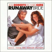 album cd art for Runaway Bride Soundtrack, Eric Clapton Blue Eyes Blue, U2