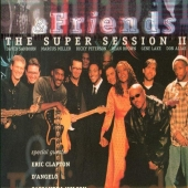sanborn, clapton, gadd, gang starr, d'angelo new years television special 1999