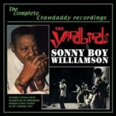 album art Sonny Boy Williamson Yardbirds Crawdaddy Recordings 1963 track list