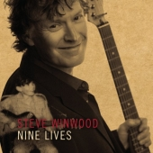 album art for Steve Winwood CD Nine Lives with guest Eric Clapton