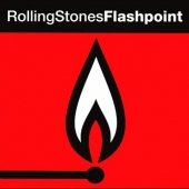 album cd art Rolling Stones Flashpoint with guest Eric Clapton