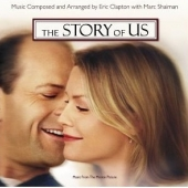 Eric Clapton - CD Art for The Story of Us Movie Soundtrack