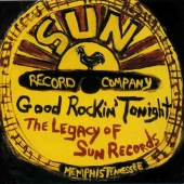track list art Good Rockin' Tonight Legacy of Sun Records Clapton Crow McCartney