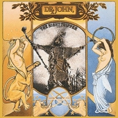 album art track list dr john sun moon and herbs with clapton, jagger