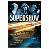 1969 Supershow with Clapton, Miles, Guy, Stills, Bruce, Campbell more