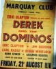Derek And The Dominos UK Tour Poster (Courtesy: Tom McCleary)